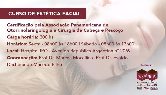 banner site Curso de Estetica Facial